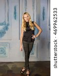 model on photo set   Shutterstock . vector #469962533