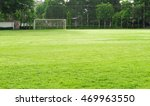 Soccer Field With Natural Gras...