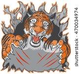 cartoon clip art illustration...   Shutterstock .eps vector #470034974
