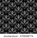antique seamless background 529 ... | Shutterstock .eps vector #470048774