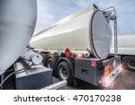 gasoline transporter | Shutterstock . vector #470170238