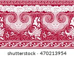horizontal seamless background. ... | Shutterstock .eps vector #470213954