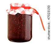 Delicious Jam Made From Fresh...