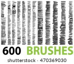 vector very large collection or ... | Shutterstock . vector #470369030