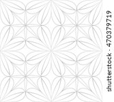 vector seamless pattern. modern ... | Shutterstock .eps vector #470379719