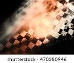 unusual abstract background ... | Shutterstock . vector #470380946