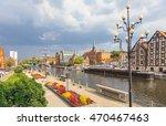 Bydgoszcz   Old Town  Panorama...
