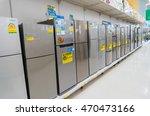 bangkok  thailand   august 6 ... | Shutterstock . vector #470473166