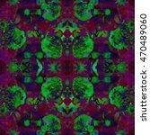 abstract geometric seamless... | Shutterstock . vector #470489060