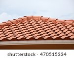 Roof Tiles Over Garage Door In...