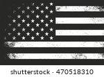 usa flag in grunge style....   Shutterstock .eps vector #470518310