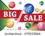 sale shopping background and... | Shutterstock .eps vector #470525864