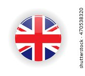 united kingdom icon circle... | Shutterstock .eps vector #470538320
