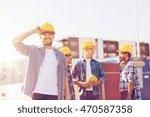 business  building ... | Shutterstock . vector #470587358