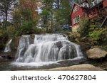 Mill Shoals Falls Near Rosman ...