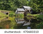 Mabry Mill On The Blue Ridge...