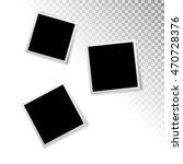 vector illustration. blank... | Shutterstock .eps vector #470728376