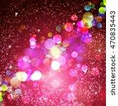 abstract crimson background.... | Shutterstock .eps vector #470835443