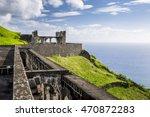 Brimstone Hill Fortress In St....