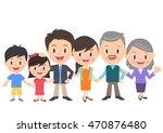 importance of family   Shutterstock .eps vector #470876480