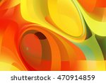 abstract background. swirly... | Shutterstock . vector #470914859