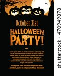 Halloween Party Invitation...