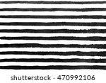 watercolor black brush strokes... | Shutterstock . vector #470992106