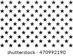 watercolor pattern with black... | Shutterstock . vector #470992190