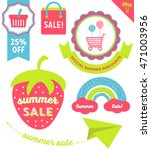 Summer Sale Clip Art   Badges ...