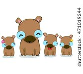 vector illustration of cute...   Shutterstock .eps vector #471019244