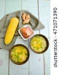 corn egg soup