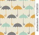 seamless texture. autumn.... | Shutterstock .eps vector #471128510