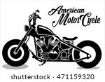 motorcycle icons | Shutterstock .eps vector #471159320