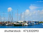 key west florida marina in... | Shutterstock . vector #471332093