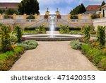 orangery with adjacent... | Shutterstock . vector #471420353