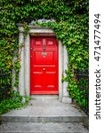 Red Door  Kinsale  County Cork...
