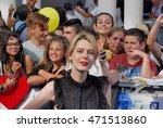 giffoni valle piana  sa  italy  ... | Shutterstock . vector #471513860