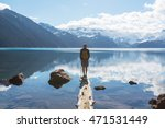 hike on garibaldi lake near... | Shutterstock . vector #471531449