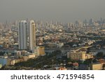 building structure of bangkok... | Shutterstock . vector #471594854