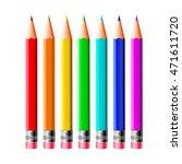 vector illustration of colored... | Shutterstock .eps vector #471611720