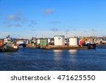 aberdeen scotland   30 january...   Shutterstock . vector #471625550