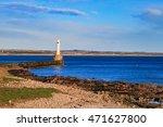 lighthouse in aberdeen  scotland   Shutterstock . vector #471627800