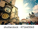 Prague. Old Town Hall With...