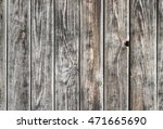 Grey Wood Decorative Wall