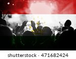live music concert with... | Shutterstock . vector #471682424