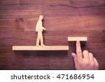 personal development  personal... | Shutterstock . vector #471686954