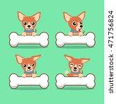 cartoon character brown...   Shutterstock .eps vector #471756824