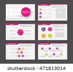colored presentations templates ...