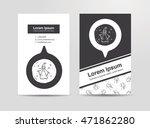 wizard doodle   Shutterstock .eps vector #471862280