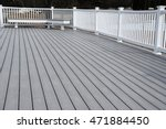 painted deck | Shutterstock . vector #471884450